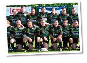 Farampton Cotterell Rugby Club