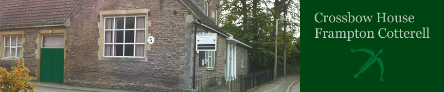 Crossbow House - Frampton Cotterell and District Community Association